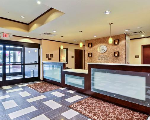 Comfort Suites - Uniontown - Rezeption