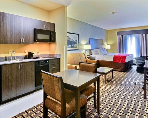 Comfort Suites - Uniontown - Schlafzimmer