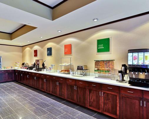 Comfort Suites - Uniontown - Buffet
