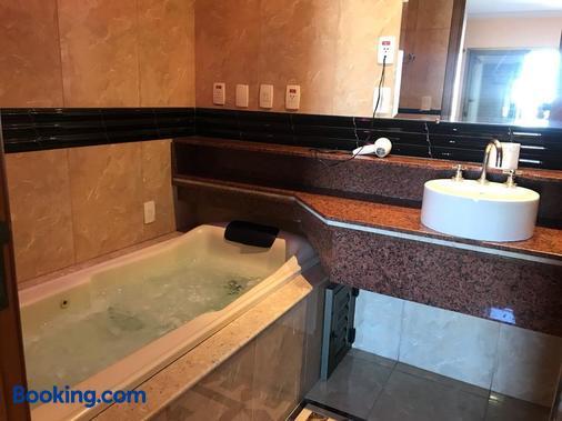 寶瓶山谷酒店 - 聖若澤杜斯坎普斯 - 浴室