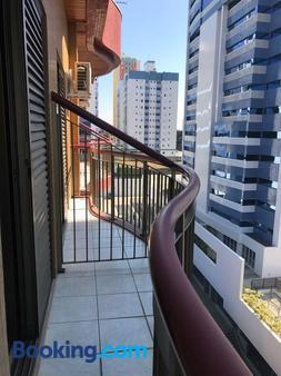 寶瓶山谷酒店 - 聖若澤杜斯坎普斯 - 陽台