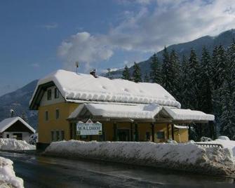 Gasthof Waldhof - Dellach im Drautal - Building