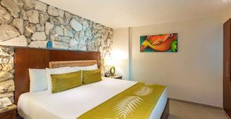 Hotel Dann Cartagena - Cartagena - Yatak Odası
