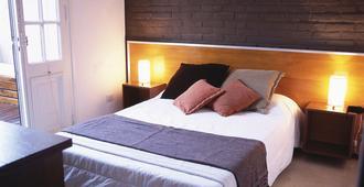 Hostel Carlos Gardel - בואנוס איירס - חדר שינה