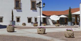 Hotel Hospes Palacio De Arenales & Spa - Cáceres - Edificio