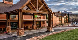Holiday Inn Express Springdale - Zion National Park Area, An Ihg Hotel - Springdale - Bygning