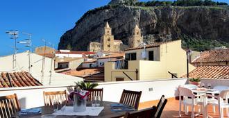 Hotel La Giara - Cefalù - Balkon
