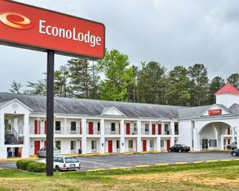 Econo Lodge Ruther Glen - Ruther Glen - Gebäude