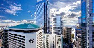 Sheraton Grand Seattle - Seattle - Outdoor view