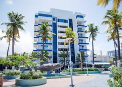 솔 카리브 시 플라워 - 산안드레스 - 건물