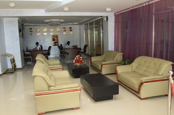 阿芙羅狄蒂國際酒店 - 阿迪斯阿貝巴 - 亞斯亞貝巴 - 大廳