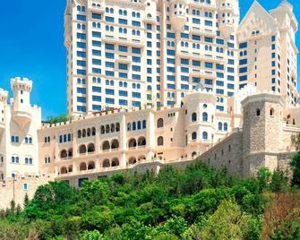 The Castle Hotel, a Luxury Collection Hotel, Dalian - Dalian - Clădire
