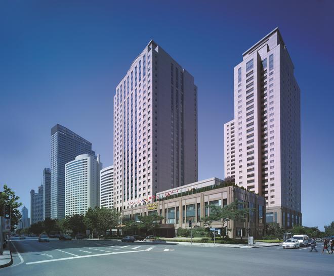 香格里拉大飯店大連 - 大連 - 建築