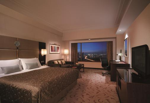 Shangri La Hotel Dalian - Dalian - Bedroom