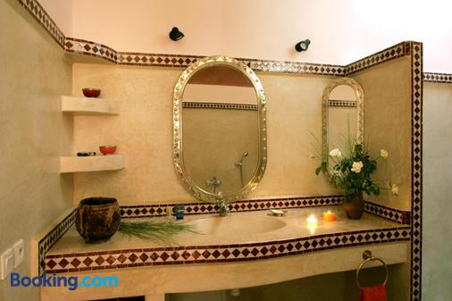 Riad Soumia - Marrakesh - Bathroom
