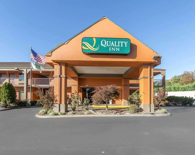 Quality Inn Downtown - Johnson City - Κτίριο