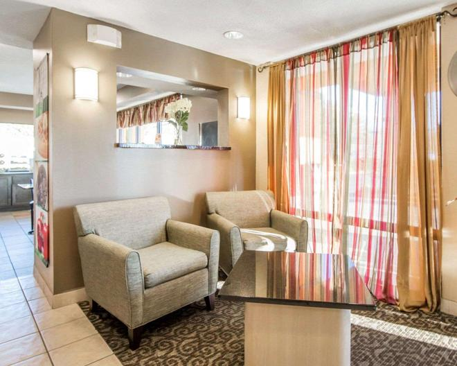 Quality Inn Downtown - Johnson City - Σαλόνι