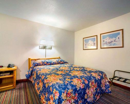 Rodeway Inn - Kanab - Bedroom