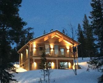Pistilian newly built mountain house in Skalspasset with high standard and nice sauna - Vemdalen
