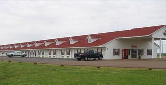 Treasure Town Inn - Tunica Resorts - Building