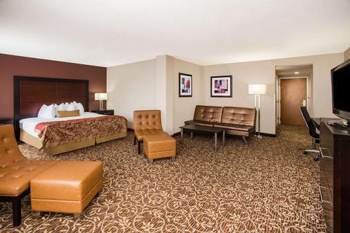 Wingate by Wyndham Atlanta Galleria/Ballpark - Atlanta - Bedroom