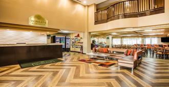 Wingate by Wyndham Atlanta Galleria/Ballpark - Ατλάντα - Σαλόνι ξενοδοχείου