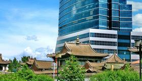 Blue Sky Hotel & Tower - Ulán Bator - Edificio