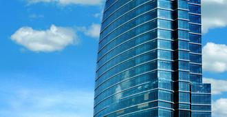 Blue Sky Hotel & Tower - אולאנבאטר - בניין