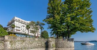 Grand Hotel Majestic - Verbania - Vista externa