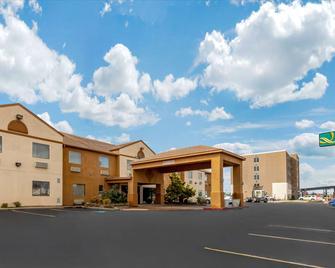Quality Inn West Memphis I-40 - West Memphis - Building