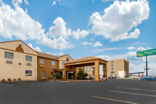 Quality Inn West Memphis I-40 - West Memphis - Building
