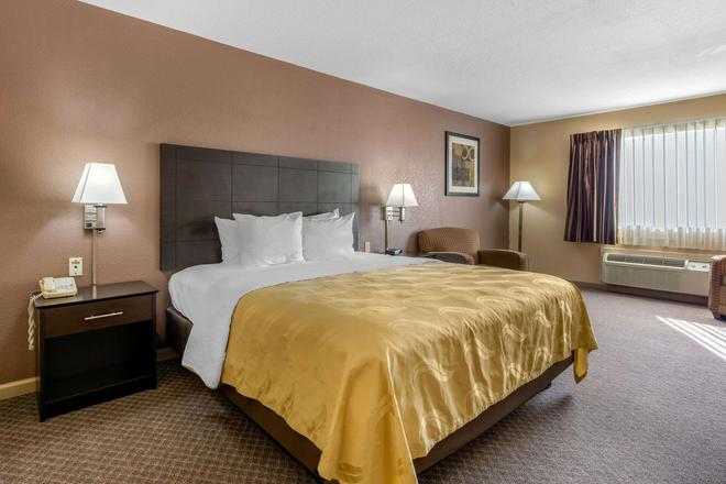 Quality Inn West Memphis I-40 - West Memphis - Makuuhuone