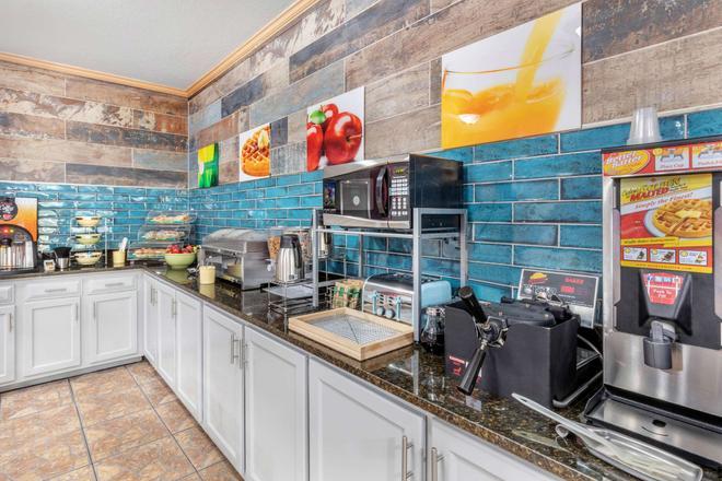 Quality Inn West Memphis I-40 - West Memphis - Buffet