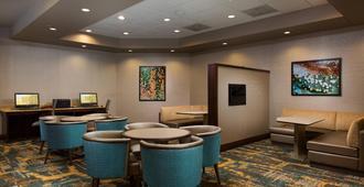 Residence Inn by Marriott Kansas City Airport - קנזס סיטי - טרקלין