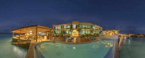 Hotel Solymar - Puerto Ayora - Toà nhà