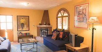 快樂別墅 - 聖米格爾阿連德 - 客廳