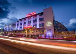 Hotel Keflavik - Keflavik - Gebouw