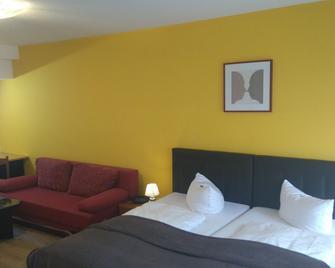 Hotel Arheilger Hof - Darmstadt - Camera da letto