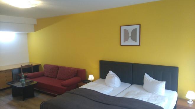 Hotel Arheilger Hof - Ντάρμστατ - Κρεβατοκάμαρα