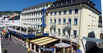 Parkhotel Rüdesheim - Rudesheim am Rhein - Rakennus