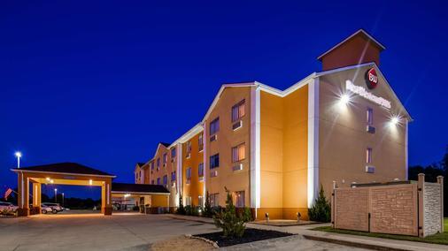 Best Western Plus Whitewater Inn - Harrison - Gebäude
