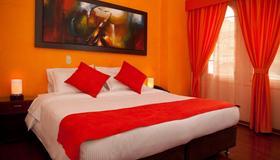 Ambar Hotel - Bogotá - Phòng ngủ