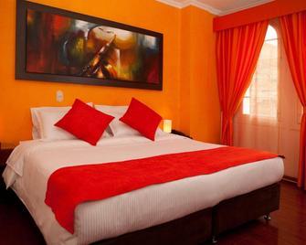 Ambar Hotel - Bogotá - Quarto