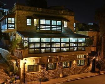 Hotel Carmel - Zefat - Gebäude