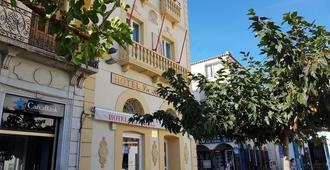 Hotel La Residencia - Cadaques - Bygning
