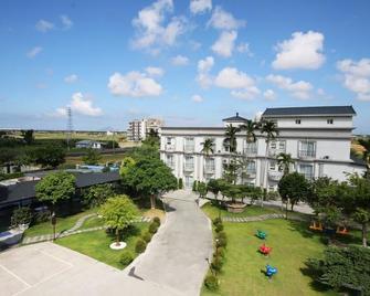 Spring Fountain Hotel - Yilan City - Edifício
