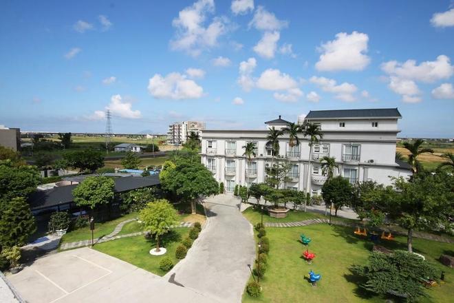 Spring Fountain Hotel - Yilan City - Edificio