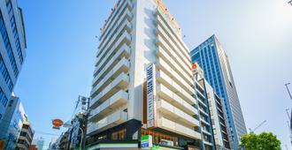 โรงแรมซุปเปอร์ พรีเมียร์ โอซาก้าฮงมาชิ -น้ำพุร้อนธรรมชาติ- - โอซาก้า - อาคาร