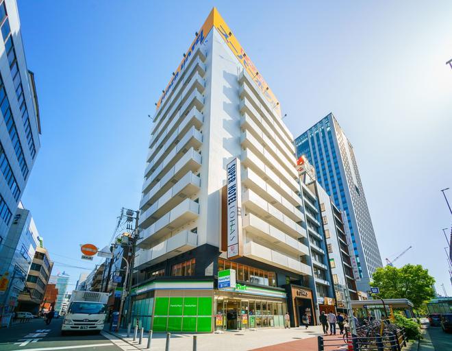 Super Hotel Premier Osaka Honmachi -Natural hot spring- - Οσάκα - Κτίριο