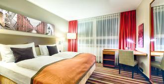 Leonardo Hotel Hamburg City Nord - Hamburg - Schlafzimmer